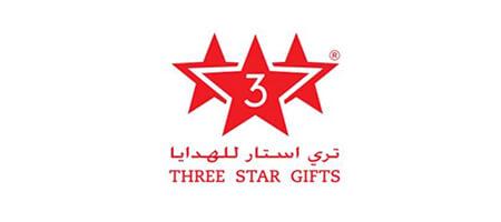 logo threestar