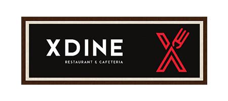 logo Xdine