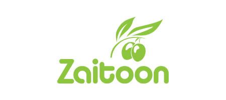 logo zaitoon